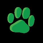 Honden_Voetpoot_01_Groen